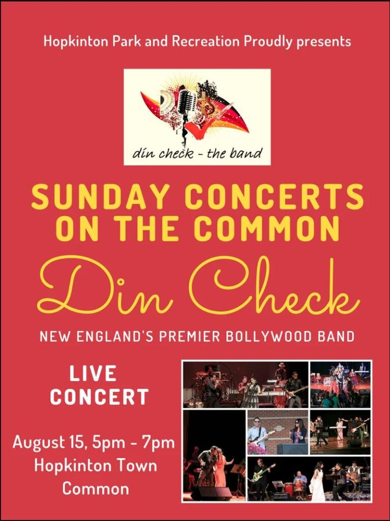 Dincheck 15 August Promotional Page
